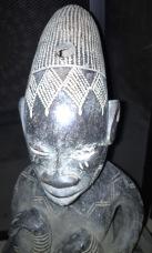 Terracotta Mangbetu #3
